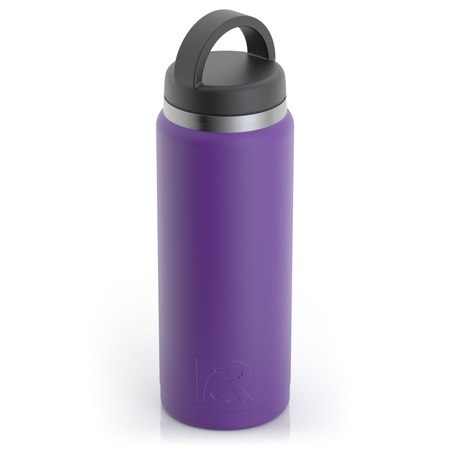 26oz Bottle, Majestic Purple, Matte Image