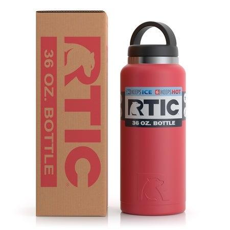 36oz Bottle, Brick, Matte Image