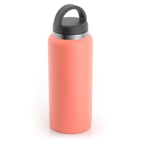 36oz Bottle, Coral, Matte Image