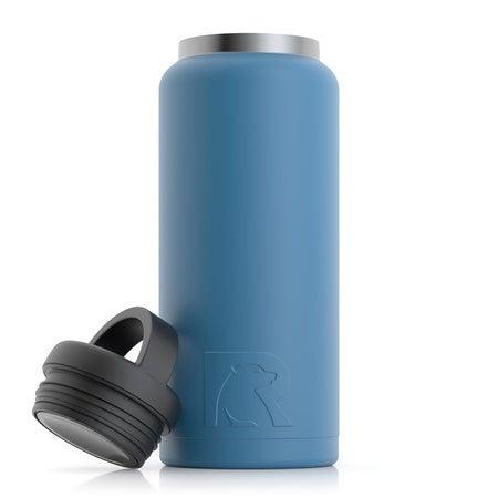 36oz Bottle, Slate Blue, Matte Image