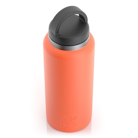 36oz Bottle, Orange, Matte Image