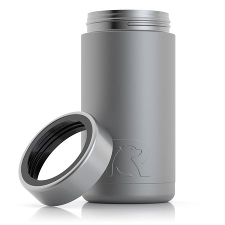 16oz Craft Can, Graphite, Matte, Case of 48 Image