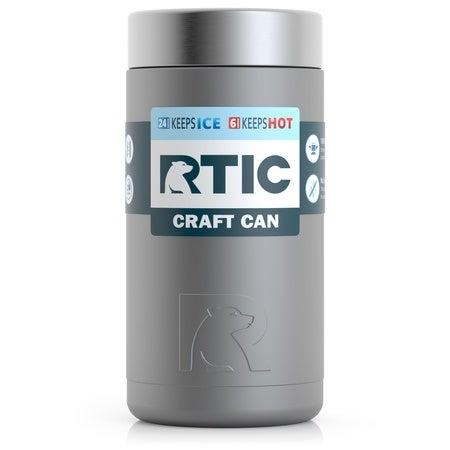 16oz Craft Can, Graphite, Matte Image