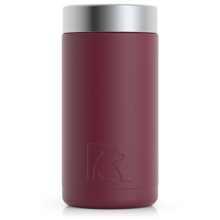 16oz Craft Can, Maroon, Matte Image