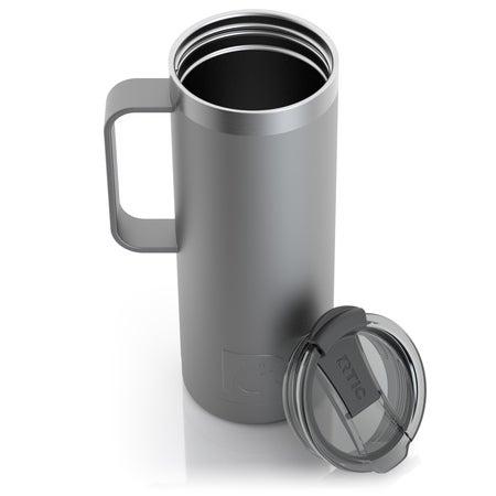 20oz Travel Mug, Graphite, Matte Image