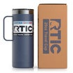 20oz Travel Mug, Freedom Blue, Matte Thumnail