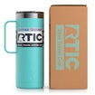 20oz Travel Mug, Teal, Matte Thumnail