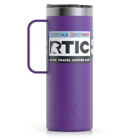 20oz Travel Mug, Majestic Purple, Matte Image