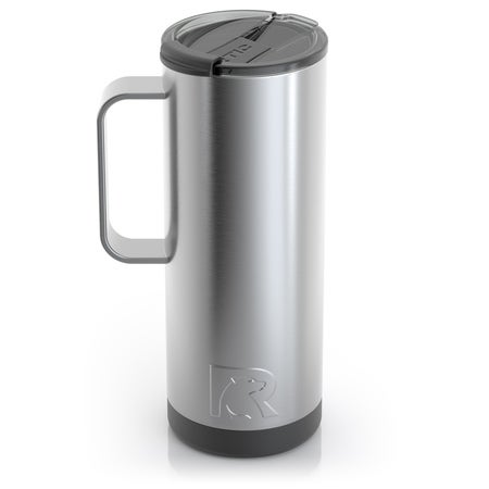 20oz Travel Mug, Stainless, Matte Image