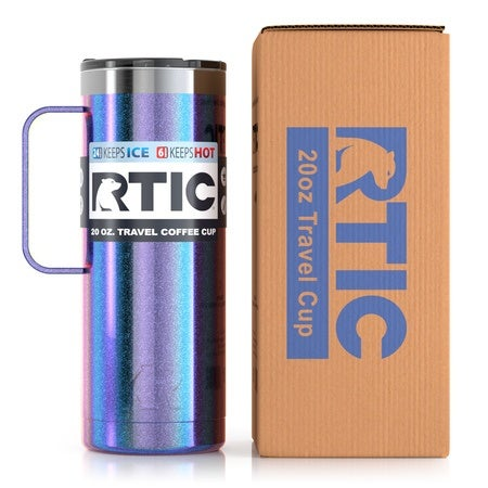 20oz Travel Mug, Pacific, Glitter Image