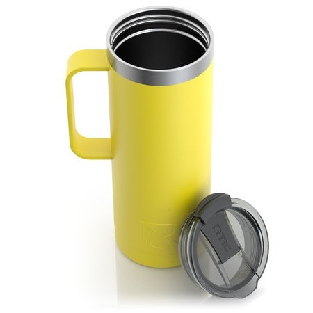 20oz Coffee Cup, Sunflower, Matte Image