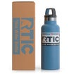 16oz Water Bottle, Slate Blue, Matte Thumnail