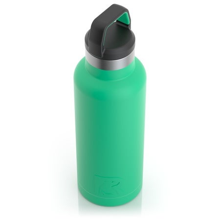 16oz Water Bottle, Mint, Matte Image