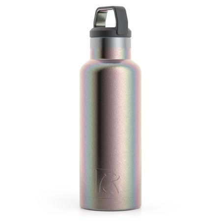 16oz Water Bottle, Twilight, Glitter Image