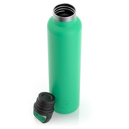 26oz Water Bottle, Mint, Matte Image