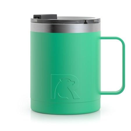 12oz Travel Mug, Mint, Matte Image