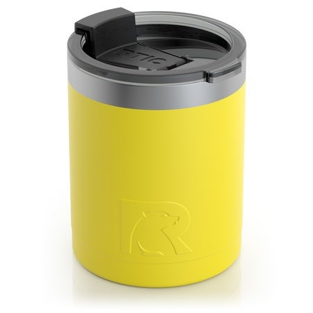 12oz Lowball Tumbler, Sunflower, Matte Image