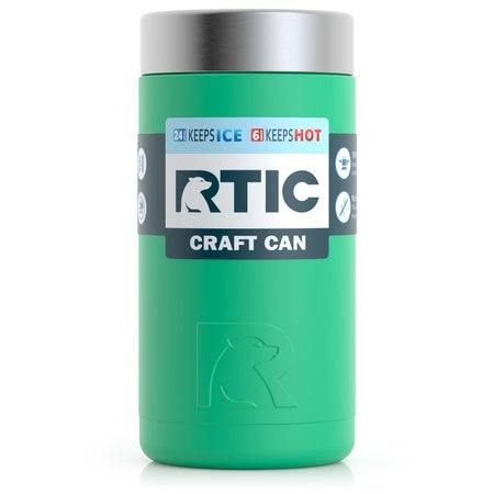 16oz Craft Can, Mint, Matte Image