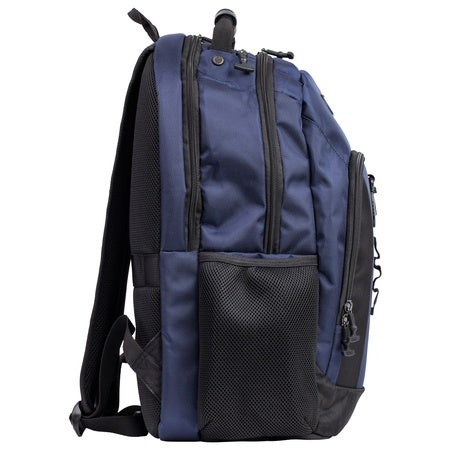 Summit Backpacks Laptop Backpack, Navy & Black Image